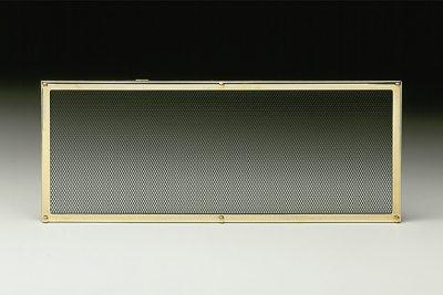 Griglia di aerazione in ottone G203 Rettangolare 20X50