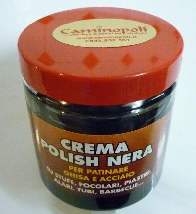 Crema Polish per Ghisa Z103 per pulire camini e stufe