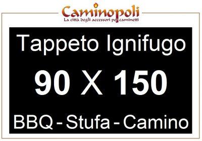 Tappeto Ignifugo T104 in OFFERTA per il Camino, BBQ e Stufa