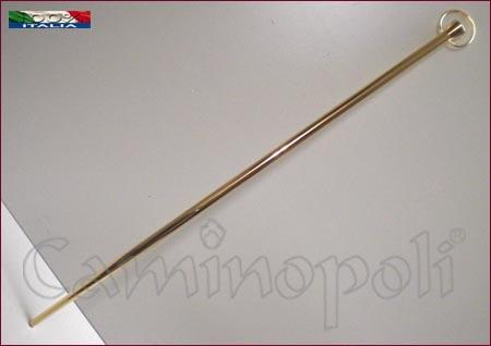 Soffione in ottone dorato M116