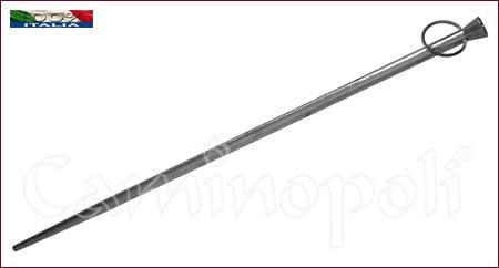 Soffione in acciaio M117