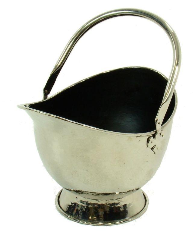 Secchio carbone portalegna L151