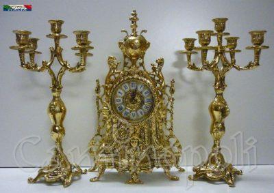 Orologio da Camino V143 Trittico