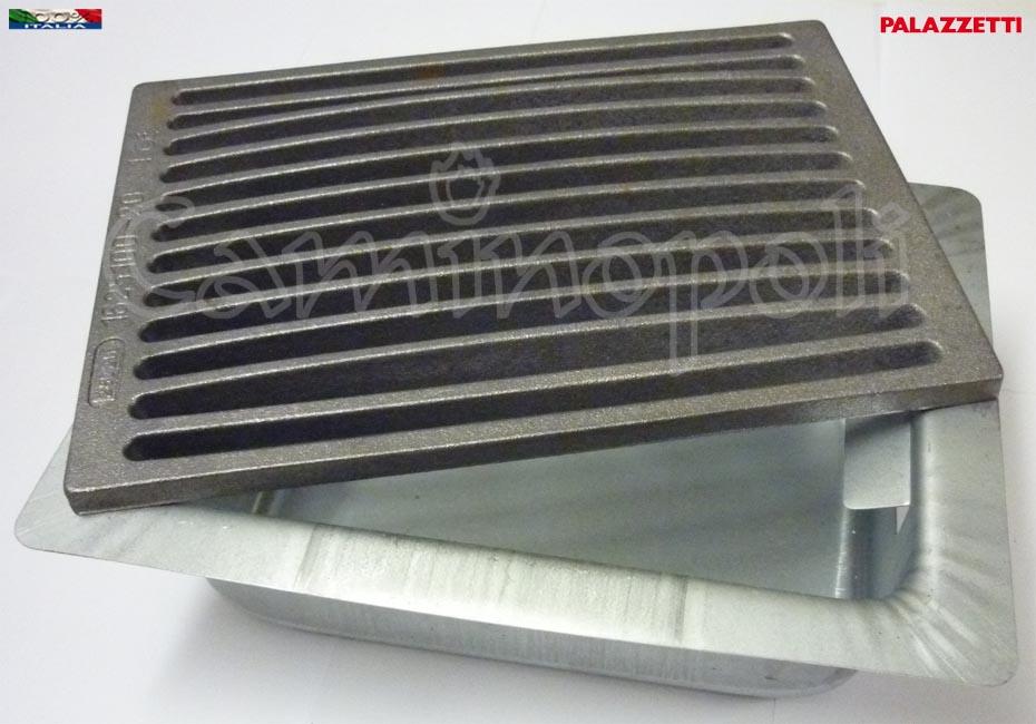 Griglia e cassetto cenere Palazzetti G300-M-Pal