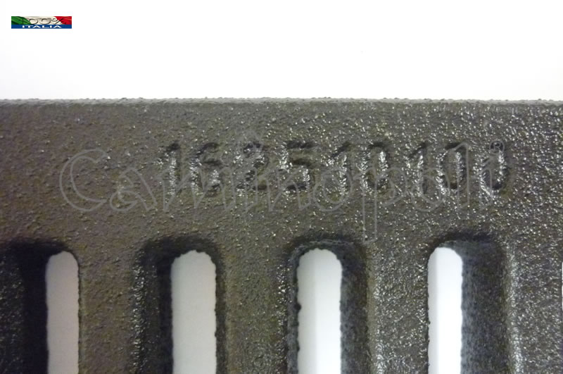 Griglia Cenere Palazzetti G300-XS-Pal