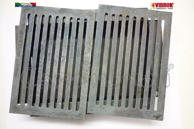 Griglia e Cassetto cenere Vibrok G300-L-VIB