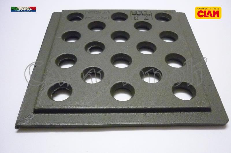 Griglia Cenere G300-1-CLAM calorsystem