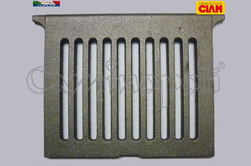Griglia Cenere G300-4-CLAM