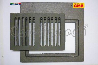 Griglia e Cornice G300-6-CLAM 21X30,5