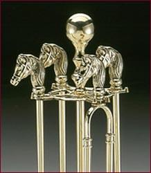 Set attrezzi 4+1 S145 Cavallo